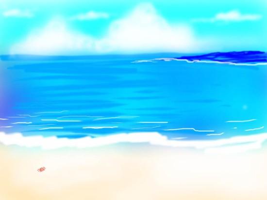 想像力で海を描く 1.jpg