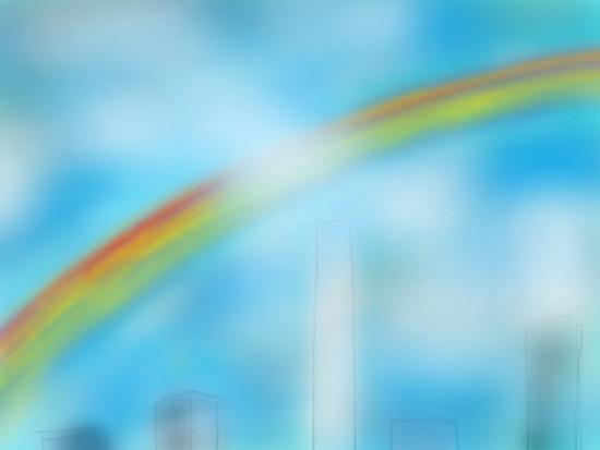 池袋の虹 1.jpg
