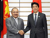 日本の南洋戦略
